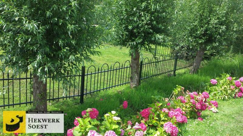 sierhekwerk om tuin week 28