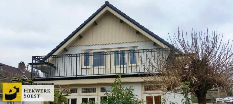 groot balkonhekwerk