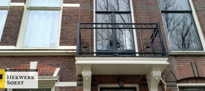 klein balkonhekwerk