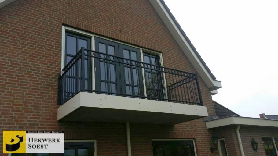 balkonhekwerk project