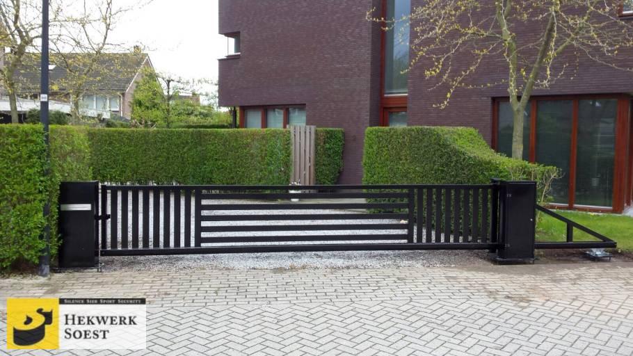 sierhekwerk schuifpoort project mei 2017