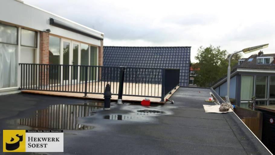 balkonhekwerk spijlenhekwerk project